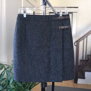 BODEN British Tweed wool skirt